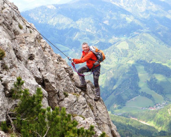 Klettersteig Hochlantsch : Hochlantsch