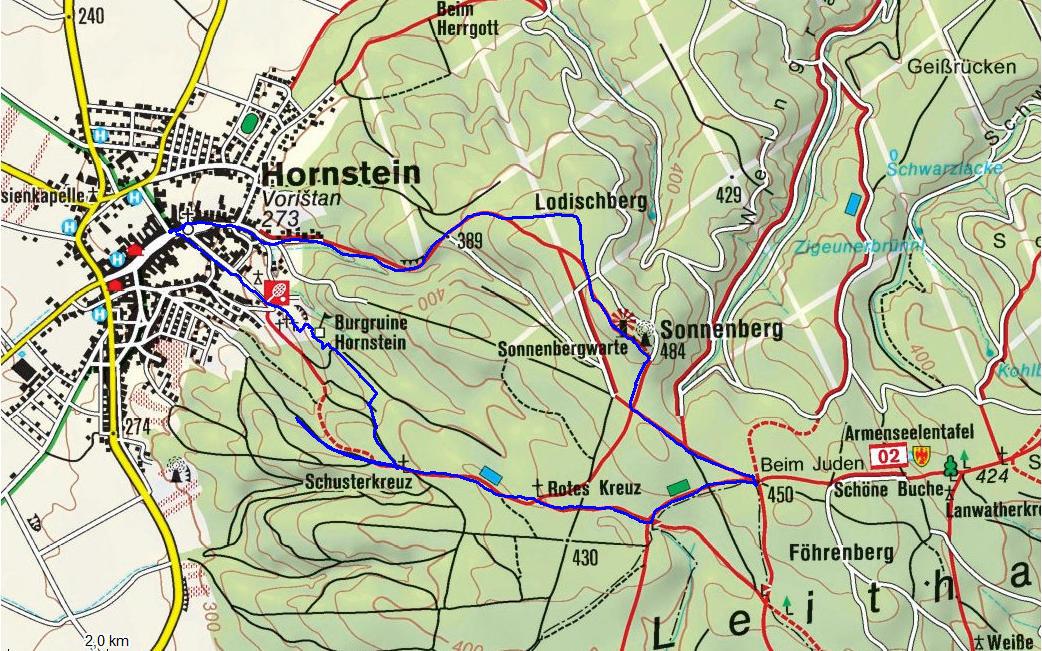 hornstein Hornstein